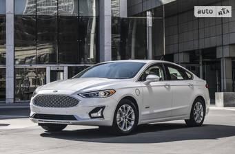 Ford Fusion 2.0 AT (175 л.с.) Hybrid 2018