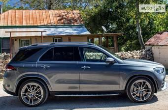Mercedes-Benz GLE-Class 400d AT (330 л.с.) 4Matic 2018