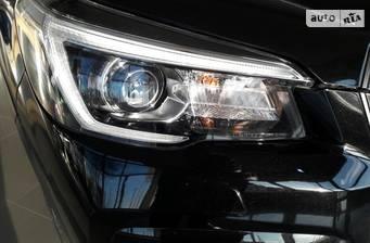Subaru Forester 2.5i-S ES CVT (184 л.с.) 2019