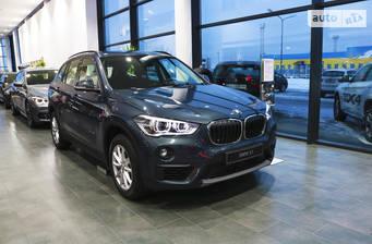 BMW X1 F48 18d AT (150 л.с.) xDrive 2018