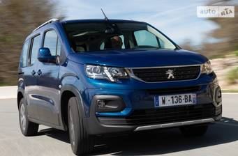 Peugeot Rifter 1.5 BlueHDi AT (130 л.с.) L1 2019