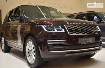 Land Rover Range Rover 4.4D АТ (339 л.с.) AWD 2018