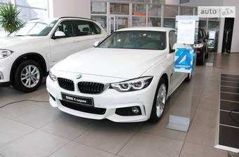 BMW 4 Series F32 420i MT (184 л.с.) xDrive 2018