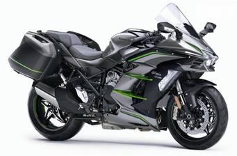 Kawasaki Ninja H2 SX SE 2019