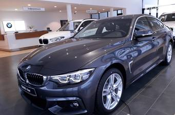 BMW 4 Series Gran Coupe F36 420i MT (184 л.с.) xDrive 2018