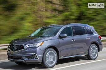 Acura MDX 3.0 AT (321 л.с.) Sport Hybrid SH-AWD Advance 2019