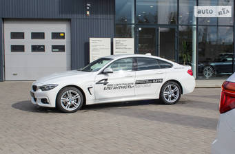 BMW 4 Series Gran Coupe  2018