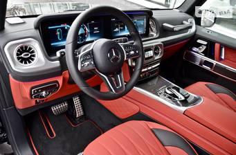 Mercedes-Benz G-Class 500 AT (422 л.с.) 4Matic 2019