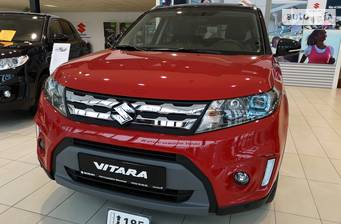 Suzuki Vitara 1.6 AT (117 л.с.) 4WD 2018
