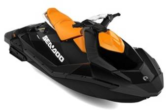 BRP Sea-Doo Spark 3-UP 900 HO ACE IBR 2018