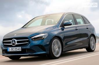 Mercedes-Benz B-Class 180 AT (136 л.с.) 2019