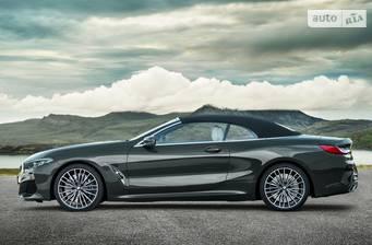 BMW 8 Series 840i Steptronic (340 л.с.) 2019