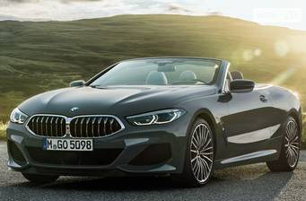 BMW 8 Series M850i Steptronic (530 л.с.) xDrive 2018
