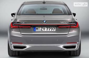 BMW 7 Series 730Li Steptronic (265 л.с.) 2018
