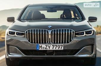 BMW 7 Series 730d Steptronic (265 л.с.) 2018