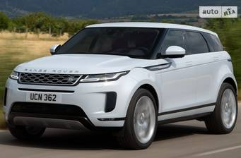 Land Rover Range Rover Evoque 2.0 Td4 AT (180 л.с.) AWD 2019