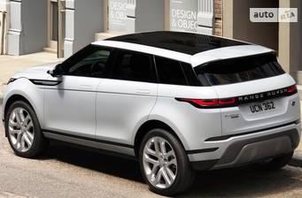 Land Rover Range Rover Evoque 2.0 Sd4 AT (240 л.с.) AWD 2019