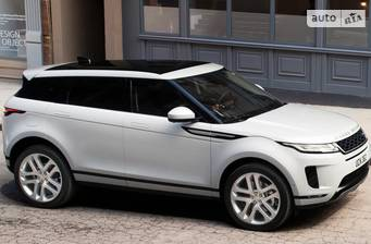 Land Rover Range Rover Evoque 2.0 Sd4 AT (240 л.с.) AWD 2019