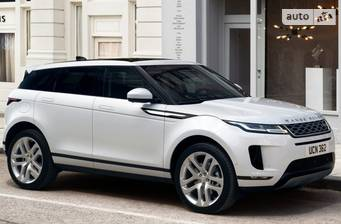 Land Rover Range Rover Evoque 2.0 Si4 AT (200 л.с.) AWD 2019
