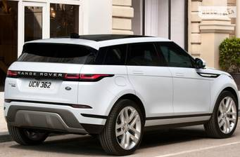 Land Rover Range Rover Evoque 2.0 Si4 AT (300 л.с.) AWD 2019