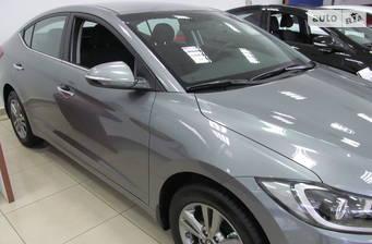 Hyundai Elantra AD 2.0 АT (152 л.с.) 2018