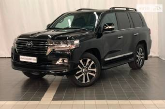 Toyota Land Cruiser 200 4.5D AT (249 л.с.) 2019