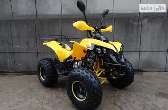 ATV Hummer J-Rider 125 2019