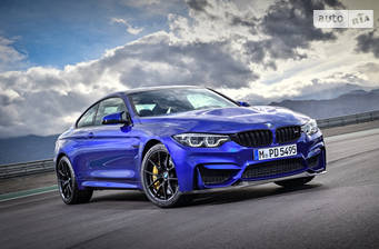 BMW M4 F82 3.0 МТ (431 л.с.) 2018
