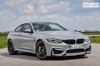 BMW M4 F82 3.0 МТ (431 л.с.) 2019