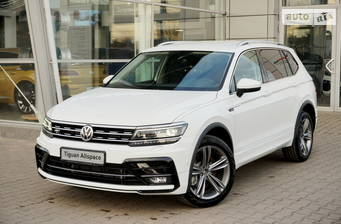 Volkswagen Tiguan Allspace 2.0 TSI DSG (220 к.с.) 4Motion 2019