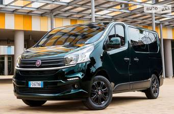 Fiat Talento пасс. 1.6TD Common Rail MT (115 л.с.) M1 L2H1 LWB 2019