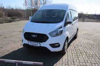 Ford Transit Custom F320 2.0D MT (130 л.с.) L2H2 2018