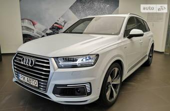 Audi Q7 E-tron 3.0 TDI  (373 л.с.) Quattro 2019