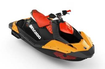 BRP Sea-Doo Spark 2-UP 900 HO ACE IBR 2018