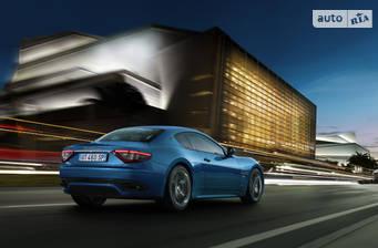 Maserati GranTurismo 4.7 AT (454 л.с.) 2018