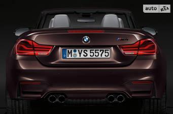 BMW M4 F83 3.0 МТ (431 л.с.) 2018