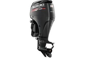 Suzuki DF 90 TL 2018