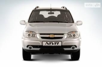 Chevrolet Niva 1.7 MT (80 л.с.) 2018