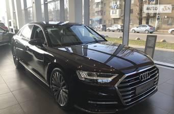Audi A8 50 TDI Tip-tronic (286 л.с.) Quattro 2018