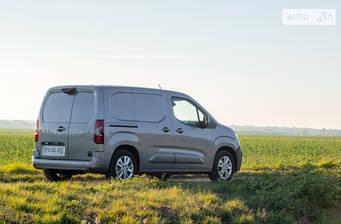 Peugeot Partner груз. 1.6 HDi MT (90 л.с.) L2 W 2019