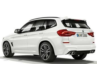 BMW X3 M 3.0 Steptronic (480 л.с.) xDrive 2018