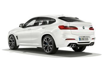 BMW X4 M 3.0 Steptronic (480 л.с.) xDrive 2019