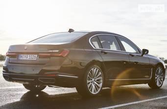 BMW 7 Series 745Le Steptronic (286 л.с.) xDrive 2019