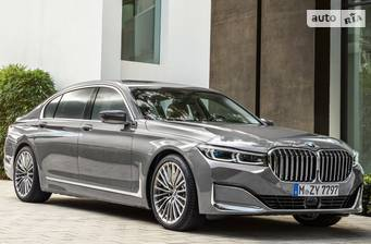 BMW 7 Series 750i Steptronic (530 л.с.) xDrive 2019