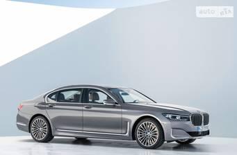 BMW 7 Series 730Ld Steptronic (265 л.с.) xDrive 2018