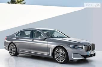BMW 7 Series 740Li Steptronic (340 л.с.) 2018
