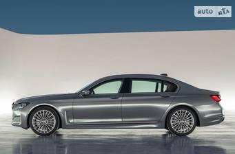 BMW 7 Series 745Le iPerformance Steptronic (286 л.с.) 2018