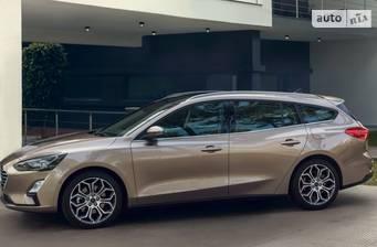 Ford Focus 1.5D EcoBlue MT (95 л.с.) 2019