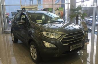 Ford EcoSport FL 1.0 EcoBoost AT (125 л.с.) 2017