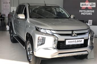 Mitsubishi L 200 2.4 DI-D AT (181 л.с.) 4WD 2019